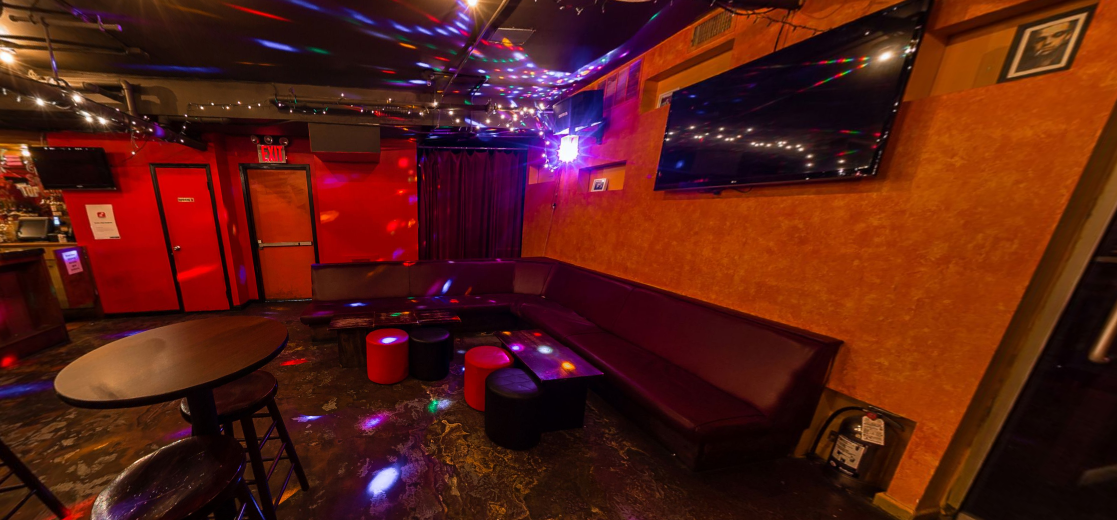 Photo #19 Downstairs Karaoke Cave at Le Midi Bar & Restaurant