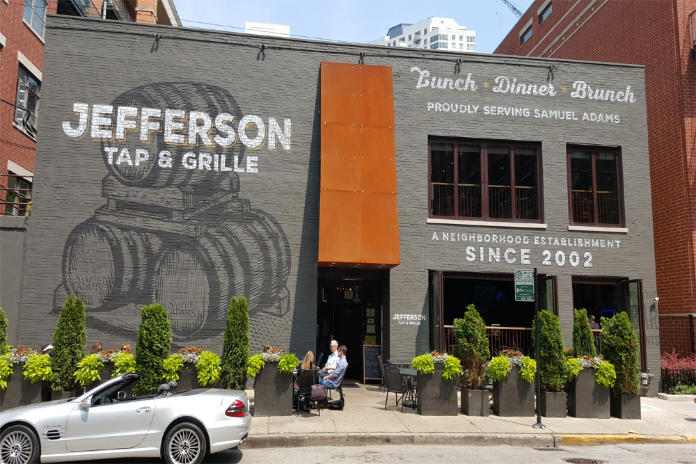 Jefferson Tap & Grille event space in Chicago, Chicagoland Area