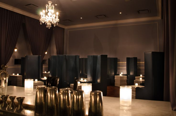 Full Venue event space at The Violet Hour (One Off Hospitality) in Chicago, Chicagoland Area