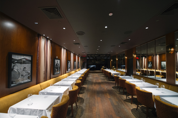 Main Dining Room event space at Minton's in New York City, NYC, NY/NJ Area