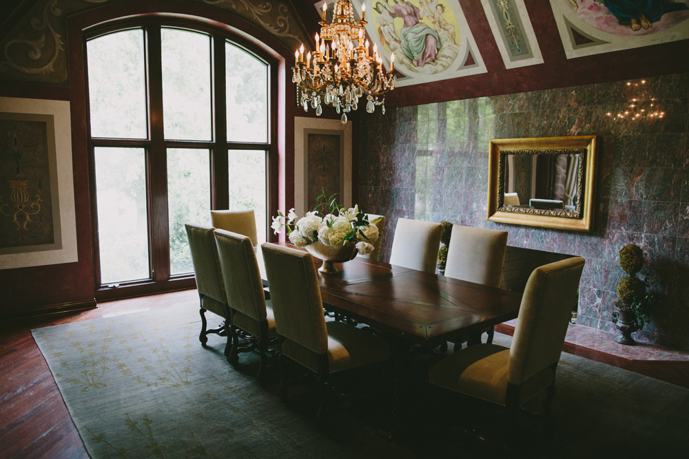 Photo #4 Board Room at The Monte Bello Estate
