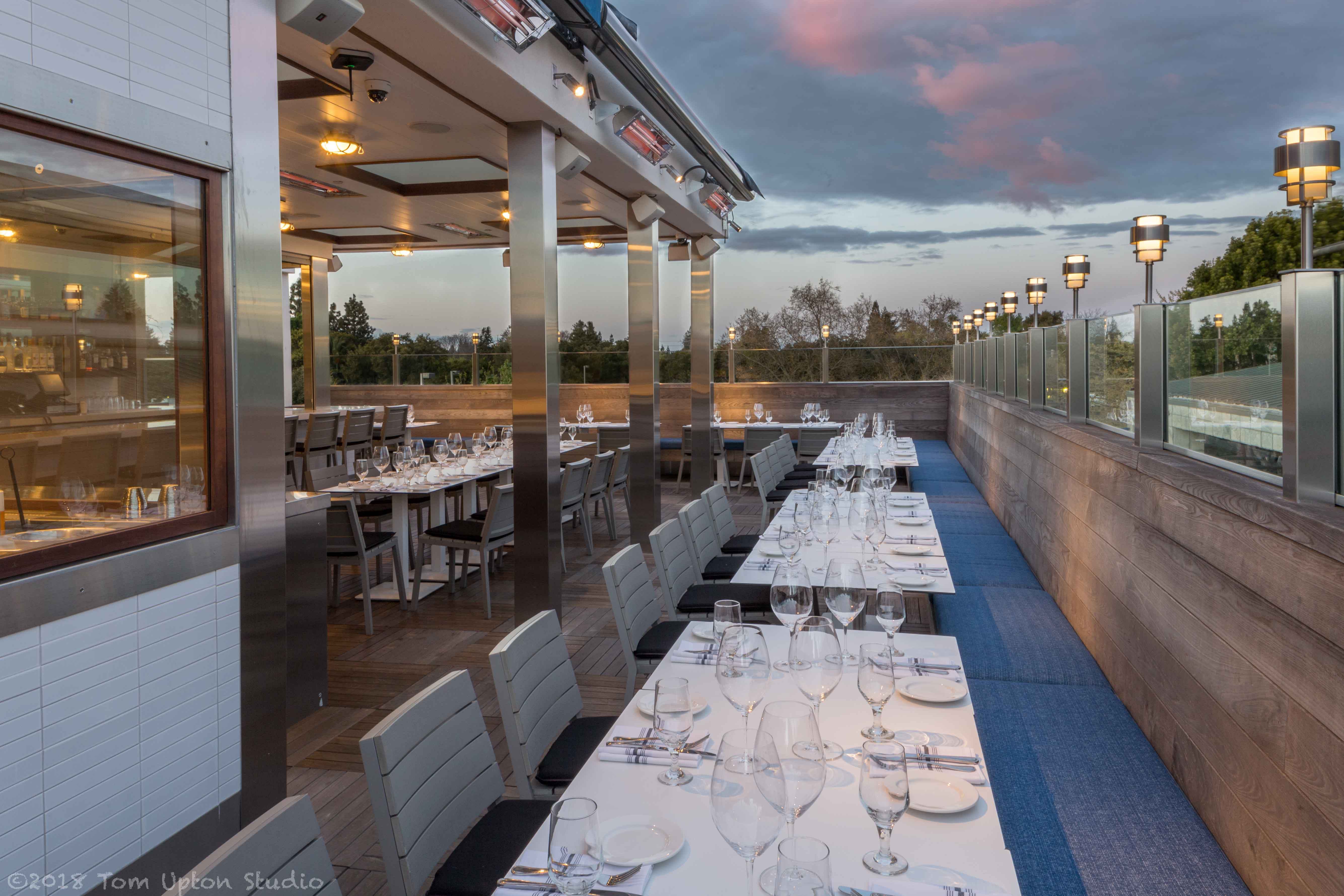 Photo #6 Rooftop  at British Bankers Club