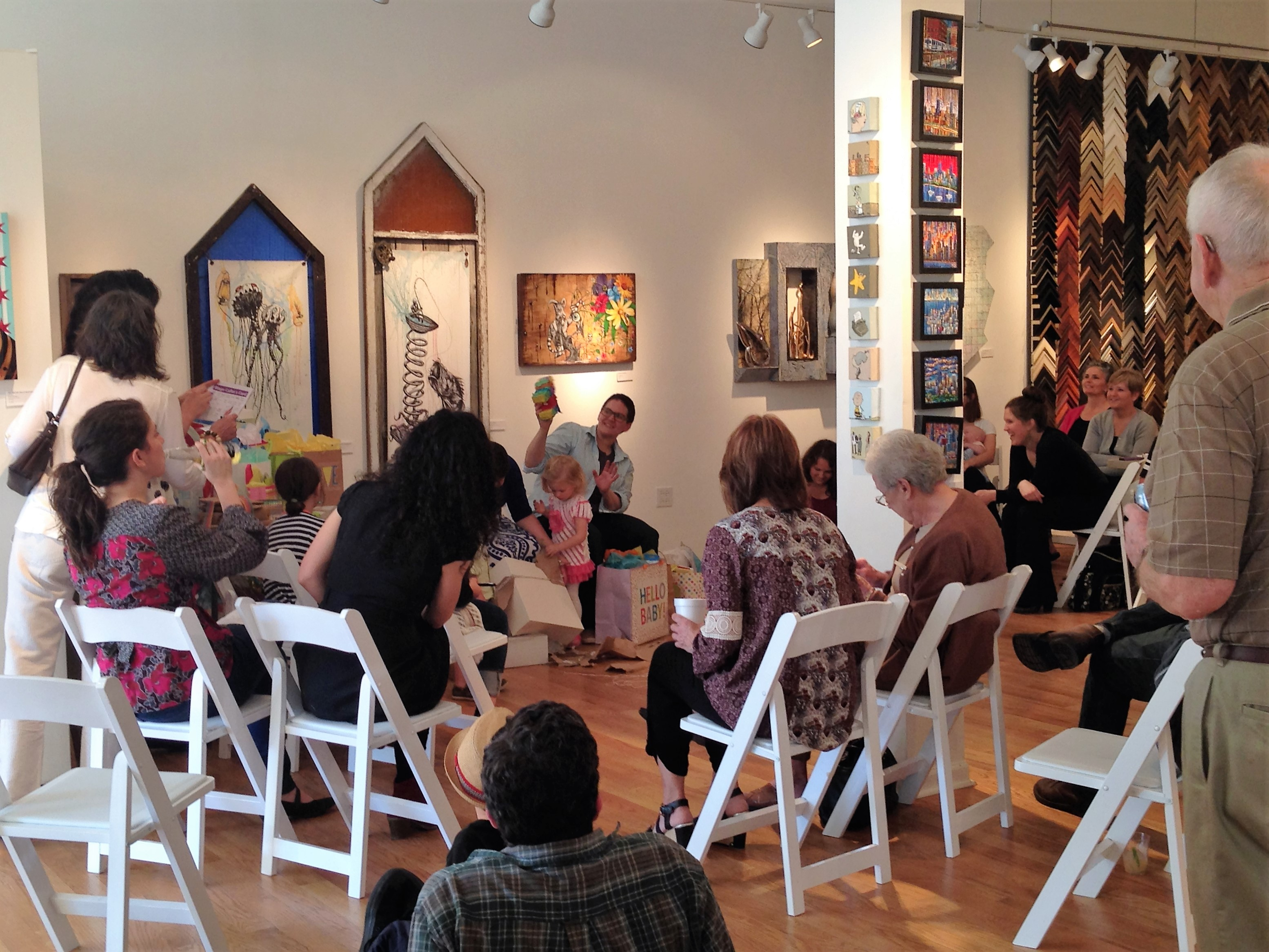 Photo #13 Full Venue at Jackson Junge Gallery