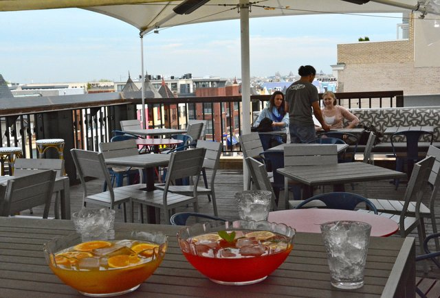 Photo #7 Rooftop at Roofers Union