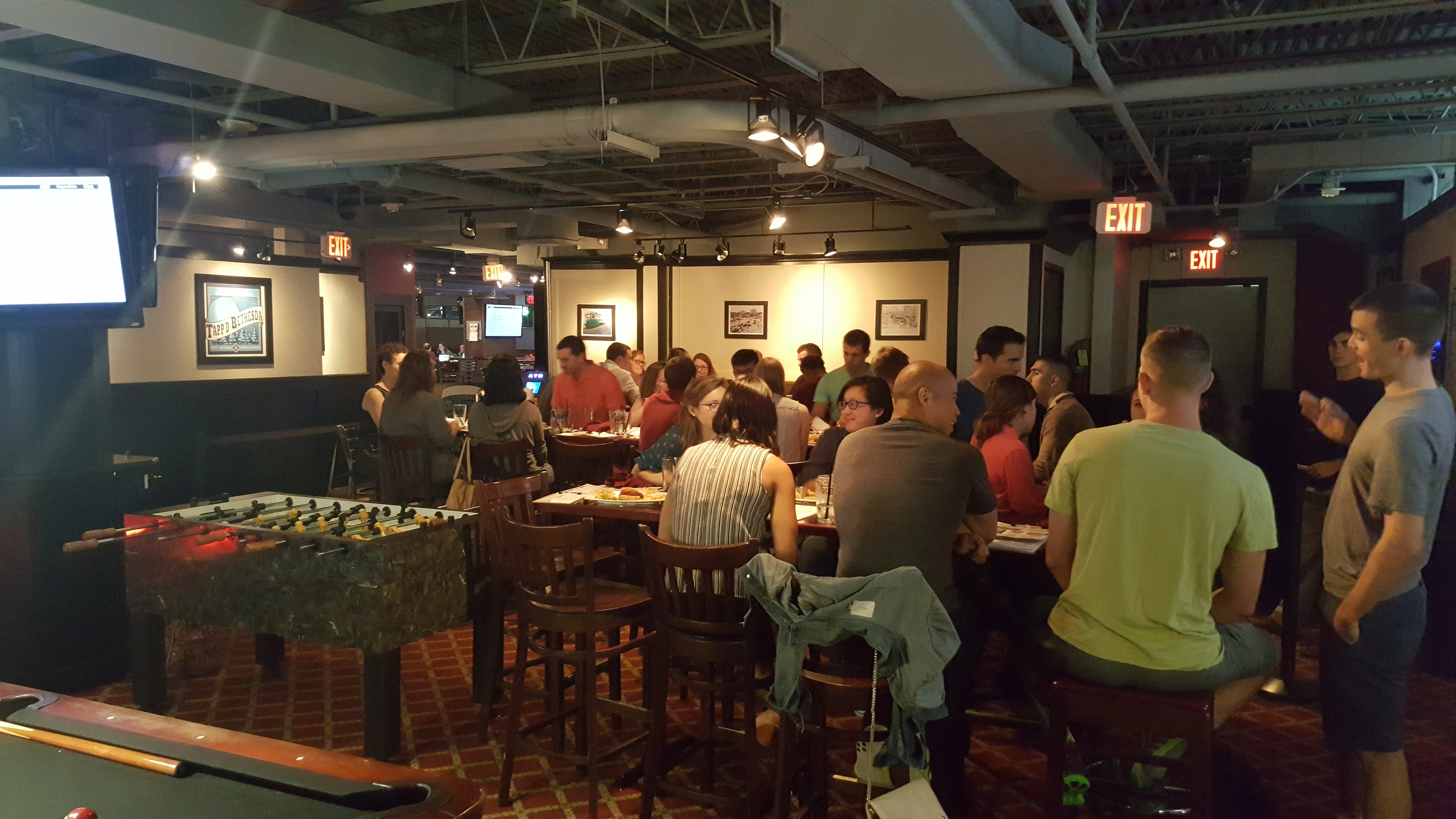 Photo #5 Game Room at Tapp'd Bethesda