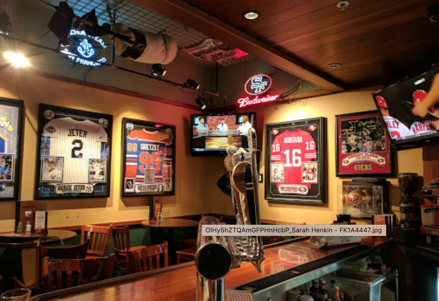 Photo #4 The Sports Grill at Players Arcade and Sports Grill