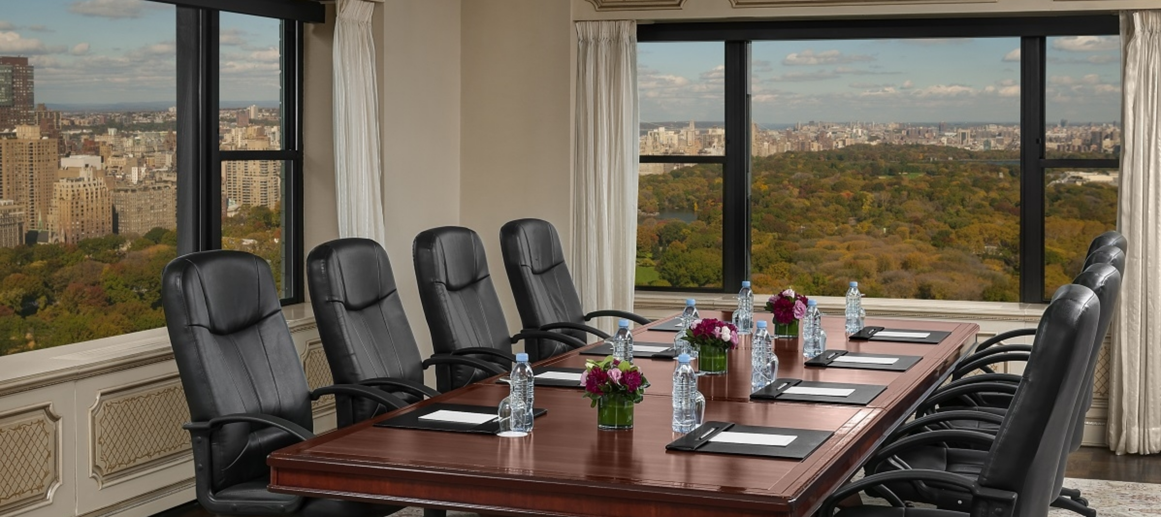 Photo #4 Park Lane Suite Boardroom at Park Lane Hotel New York