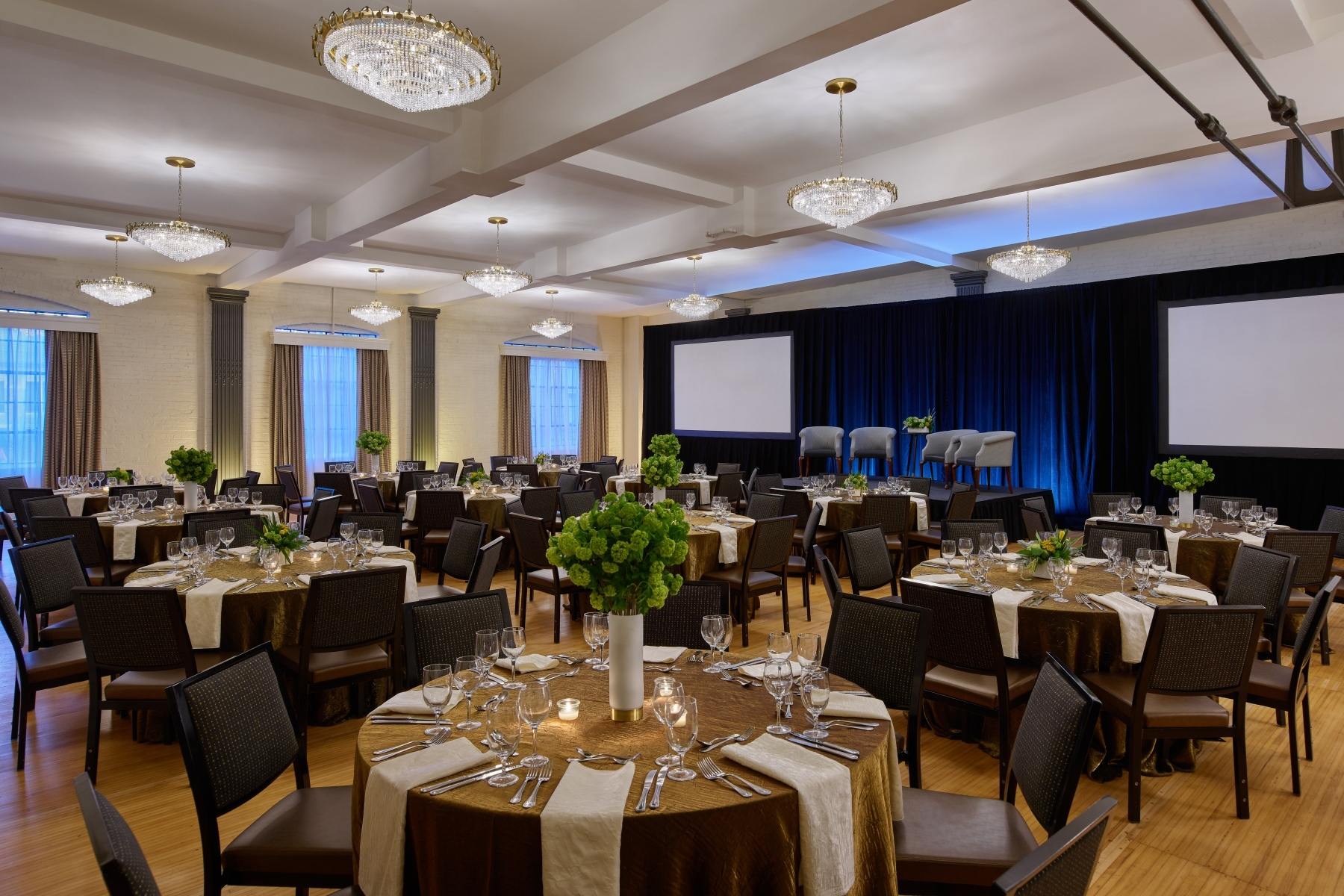 The Oxford Hotel event space in denver