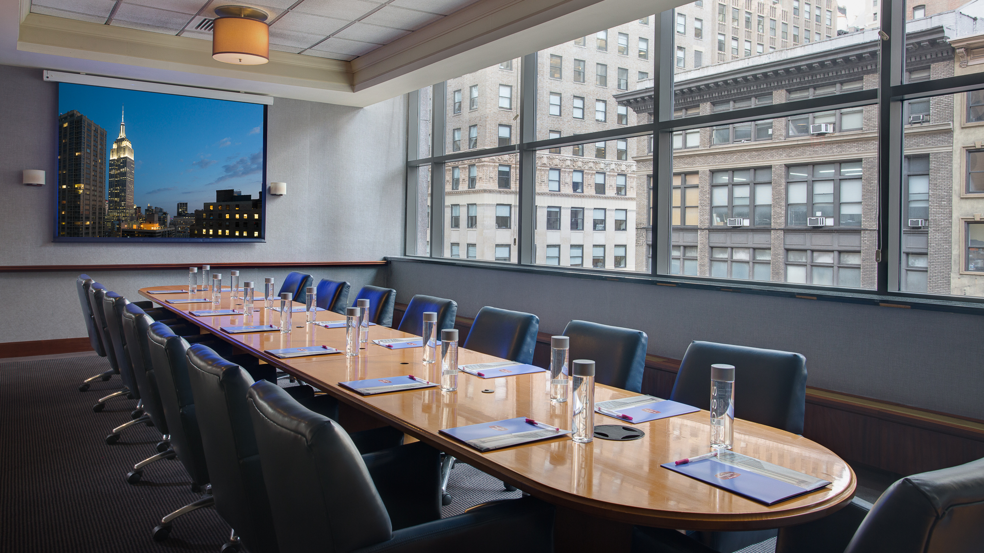 Photo #3 Boardroom at Residence Inn Times Square