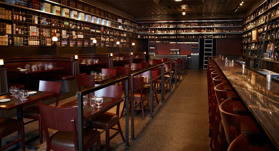 Full Venue event space at Jack Rose Dining Saloon in Washington DC, Maryland, Virginia, DC Area