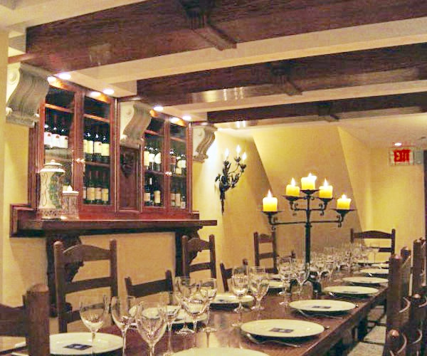 Photo #3 Wine Room at i Ricchi