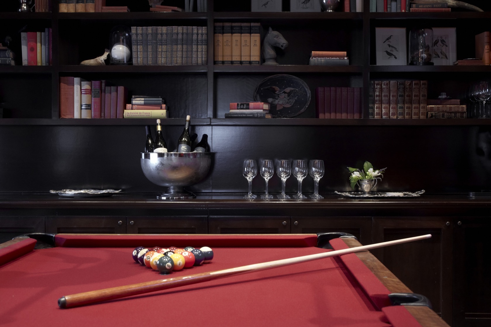 Photo #2 Billiards Room at Wayfare Tavern