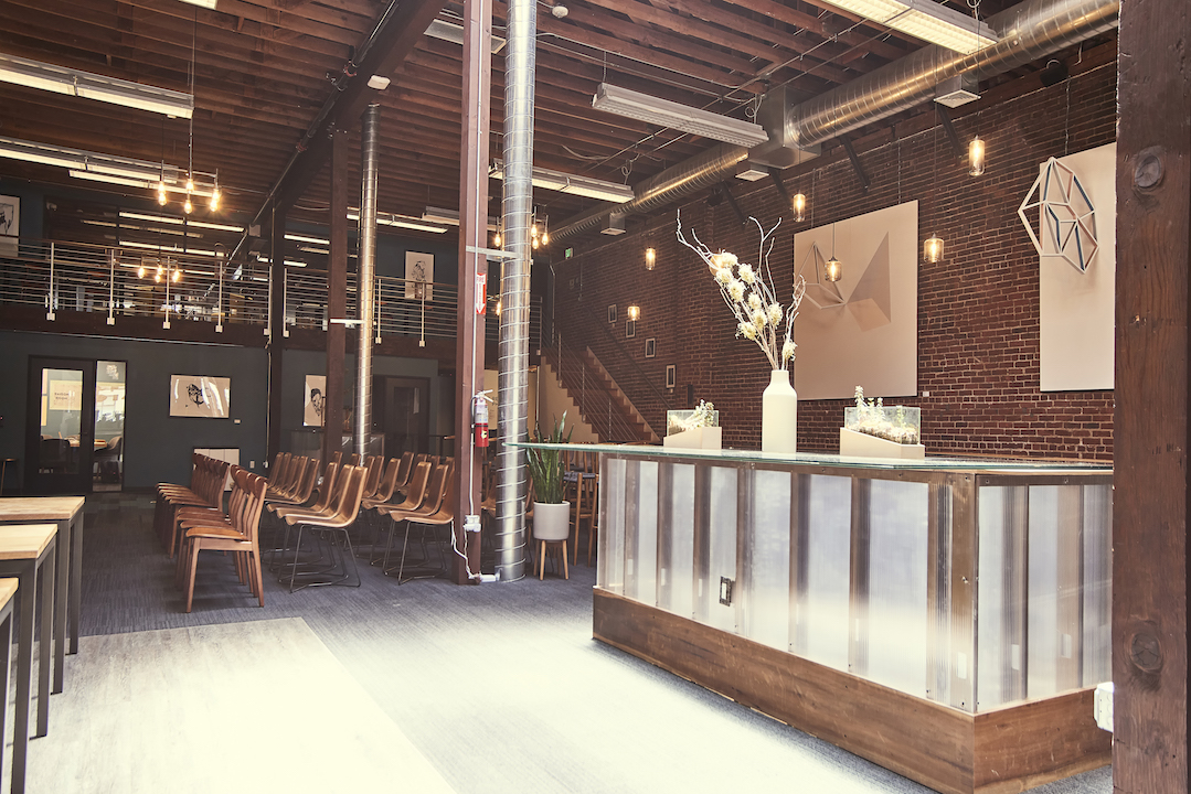 Photo #5 Main Space at Covo