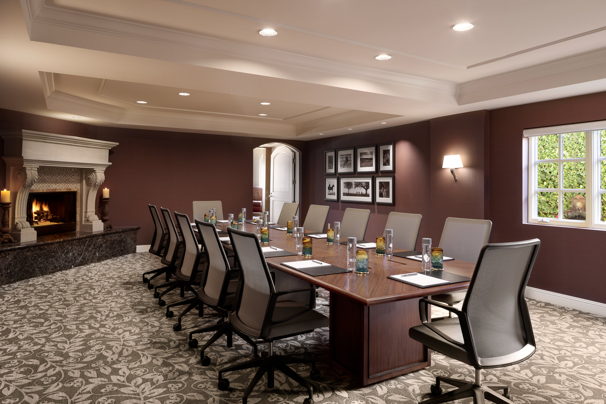 Photo #3 The Vitner's Boardroom at Napa Valley Lodge