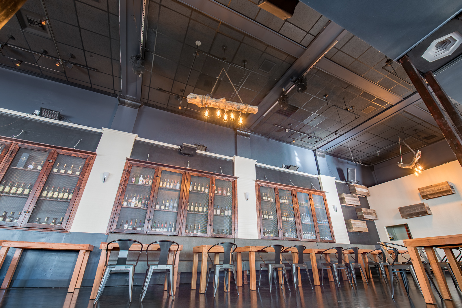 Photo #2 Dining / Lounge space  at Hex SF