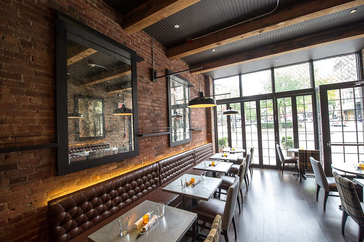 Photo #3 Private Dining Room at Woodland NYC