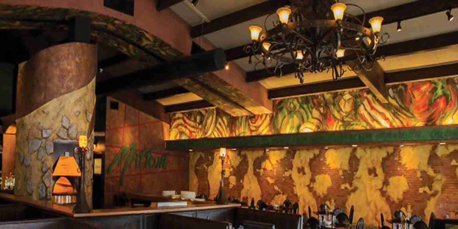 Full Venue event space at Mattone Restaurant and Bar in Chicago, Chicagoland Area