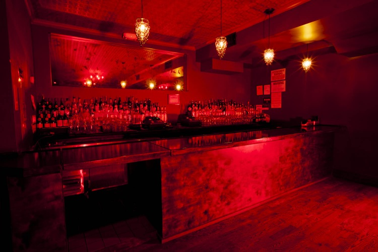 Photo #9 Red Room at The DL