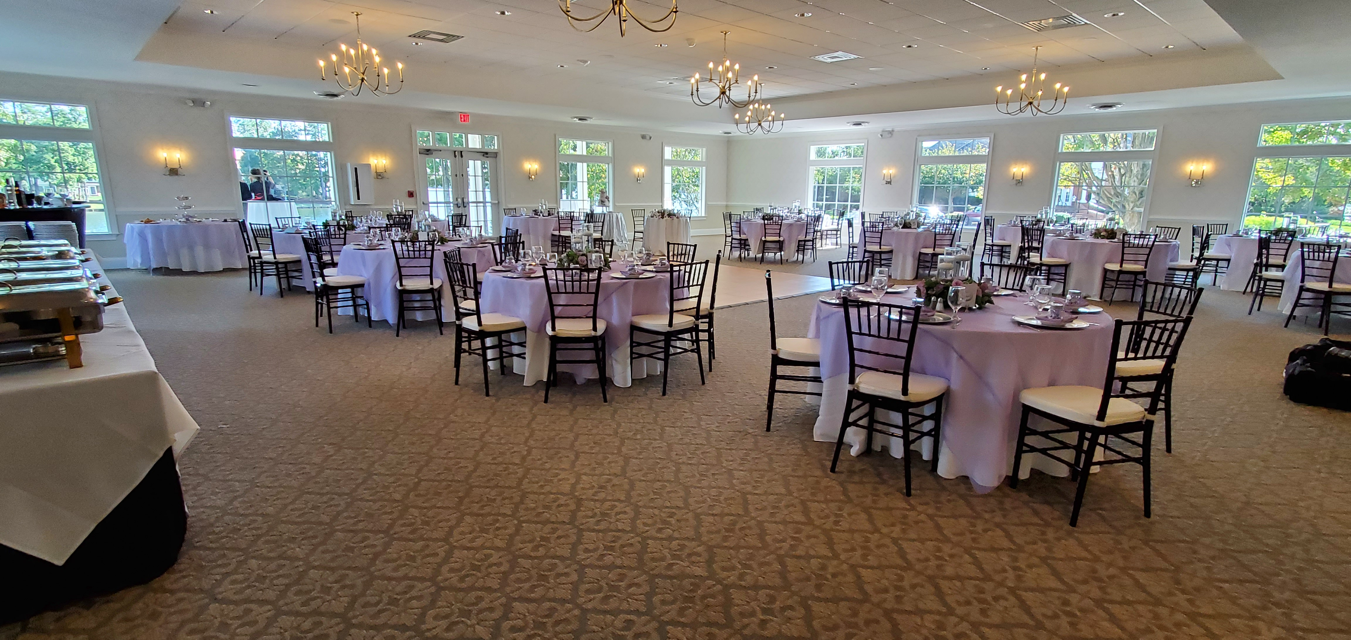 Fawn Lake Country Club event space in Washington DC, Maryland, Virginia, DC Area
