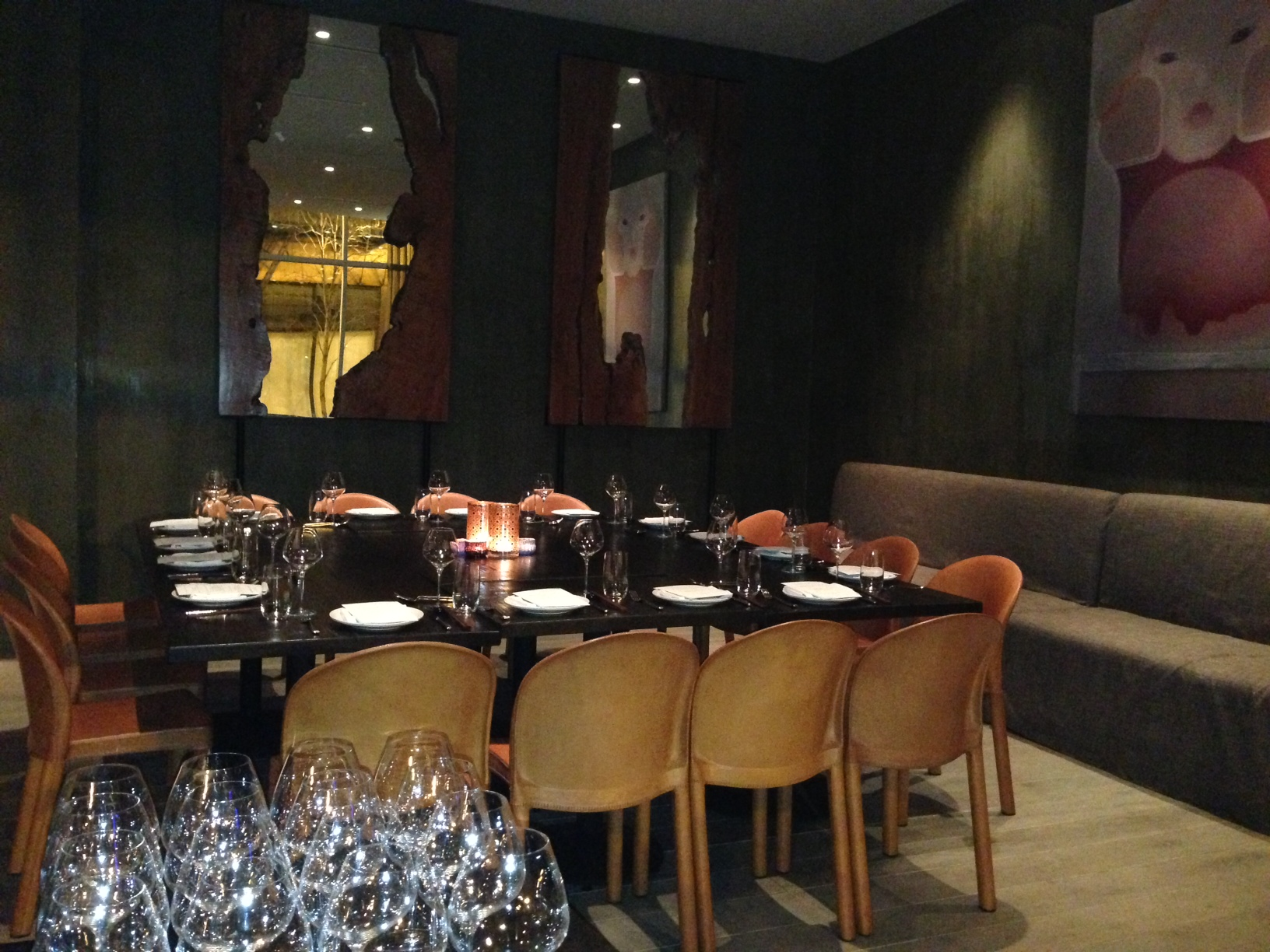 Photo #4 Private Dining Room at Embeya