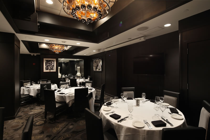 Morton's The Steakhouse - Manhattan event space in New York City, NYC, NY/NJ Area