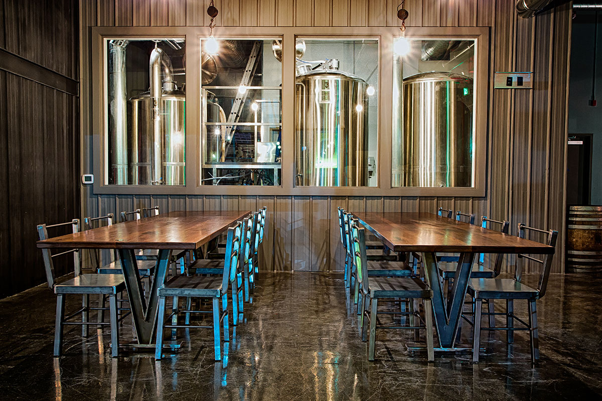 Triple Voodoo Brewery & Tap Room event space in San Francisco, SF Bay Area, San Fran