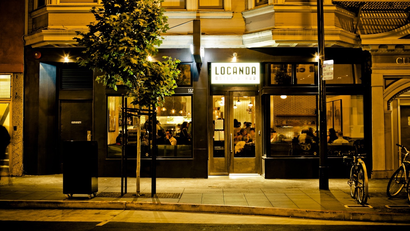 Full Restaurant event space at Locanda Osteria & Bar - Private Events in San Francisco, SF Bay Area, San Fran