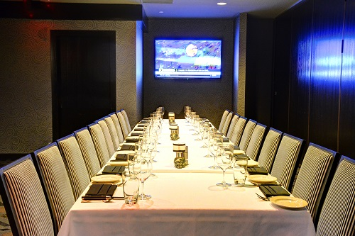 Photo #3 Private Dining Room (A) at Morton's The Steakhouse - Wacker Place