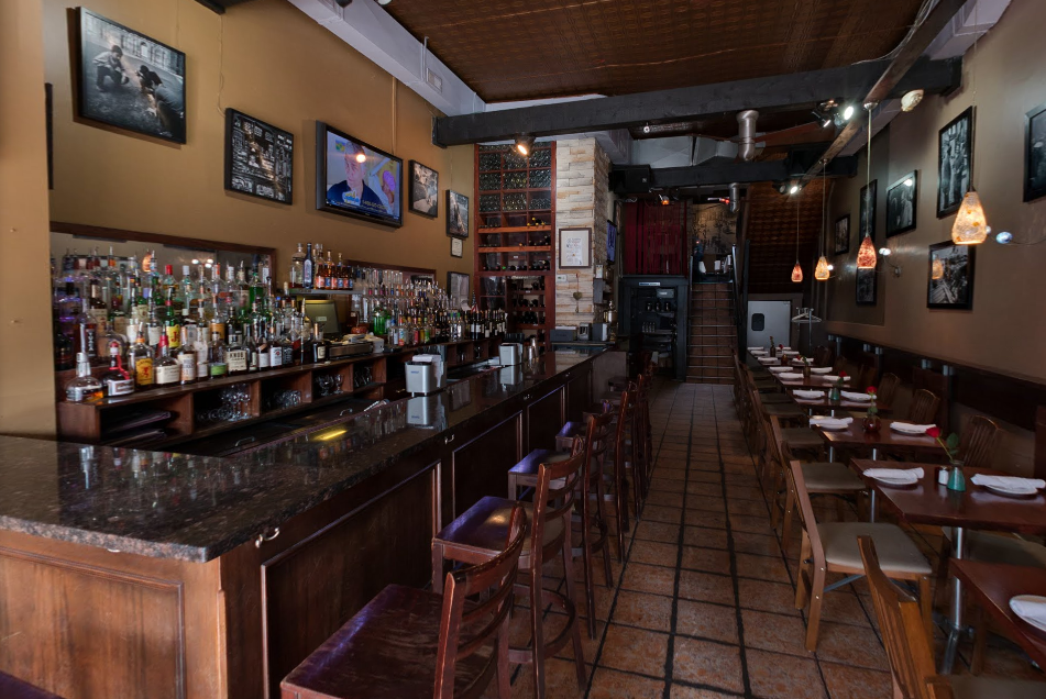 Meze Restaurant & Lounge event space in Washington DC, Maryland, Virginia, DC Area
