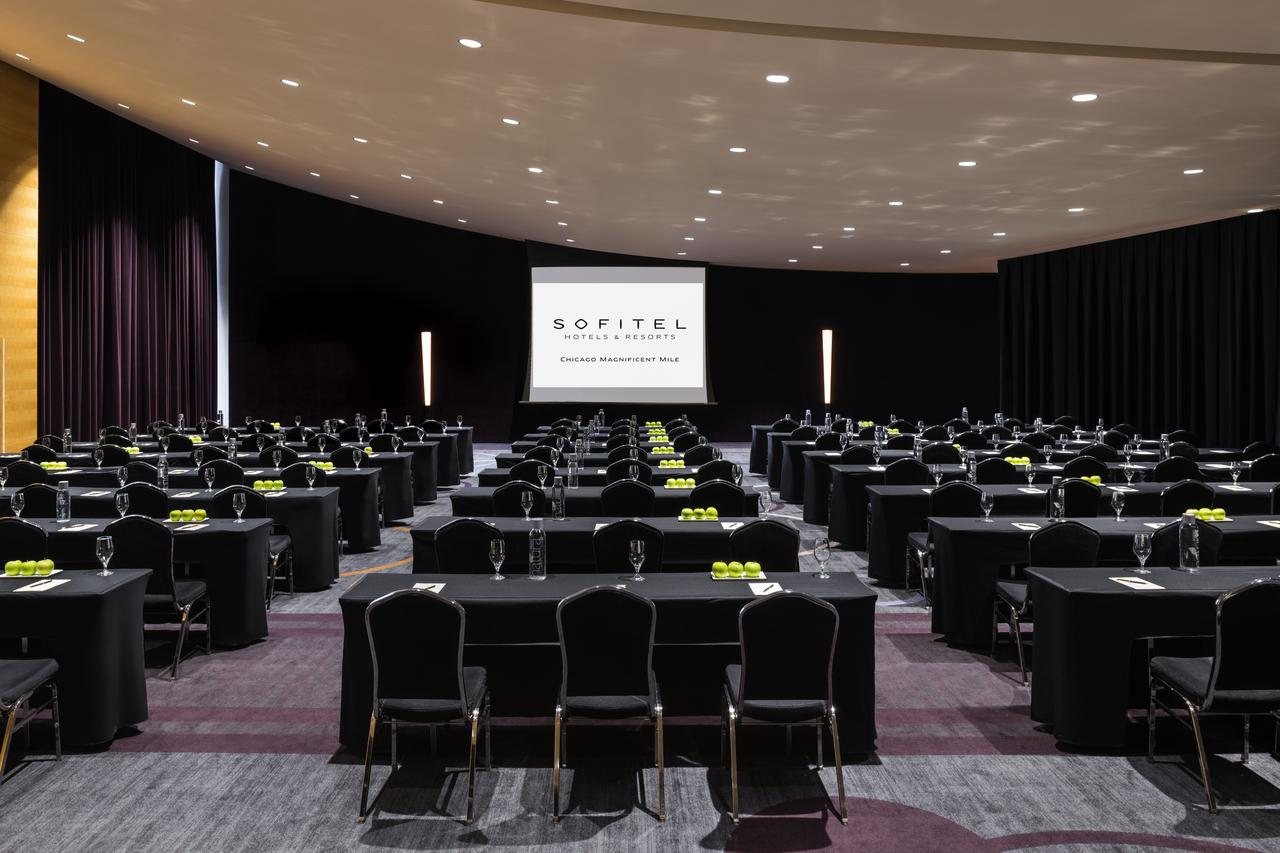 GRAND BALLROOM	 event space at Sofitel Chicago Magnificent Mile in Chicago, Chicagoland Area