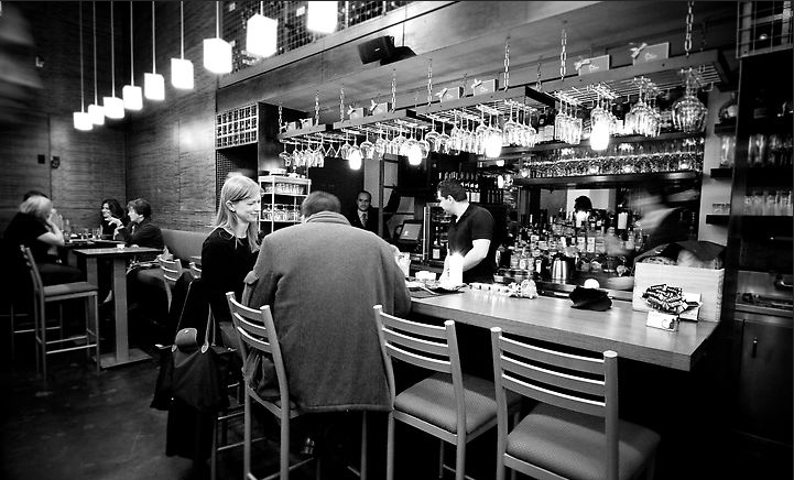 Photo #14 Indoors at AYZA Wine & Chocolate Bar (Midtown)