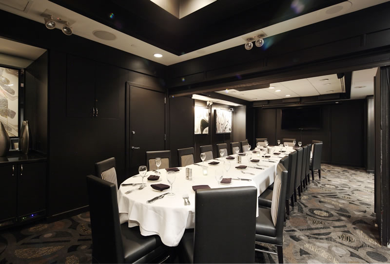 Photo #2 Private Dining Room (B): at Morton's The Steakhouse - Manhattan