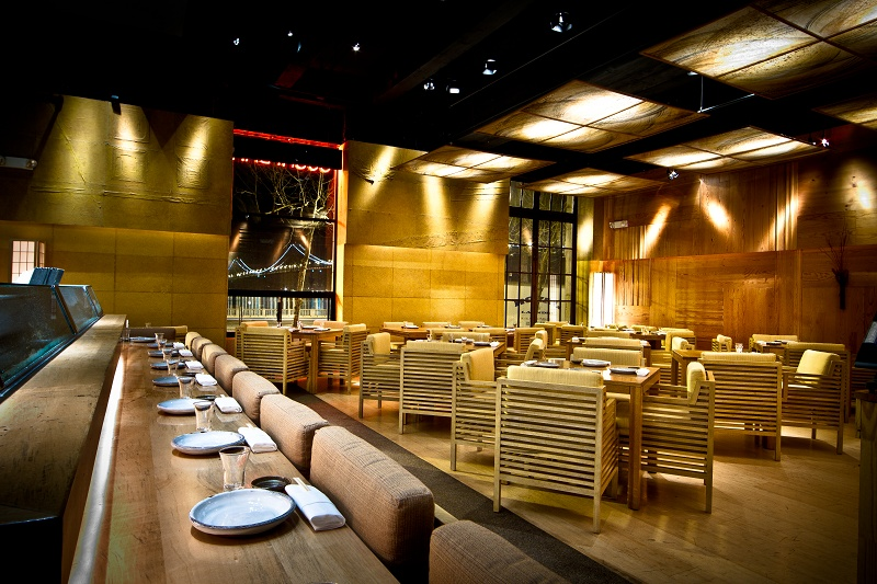 Photo #4 Main Dining Room at Ozumo San Francisco