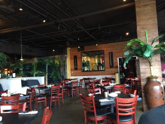 Full Venue event space at The Grill from Ipanema in Washington DC, Maryland, Virginia, DC Area
