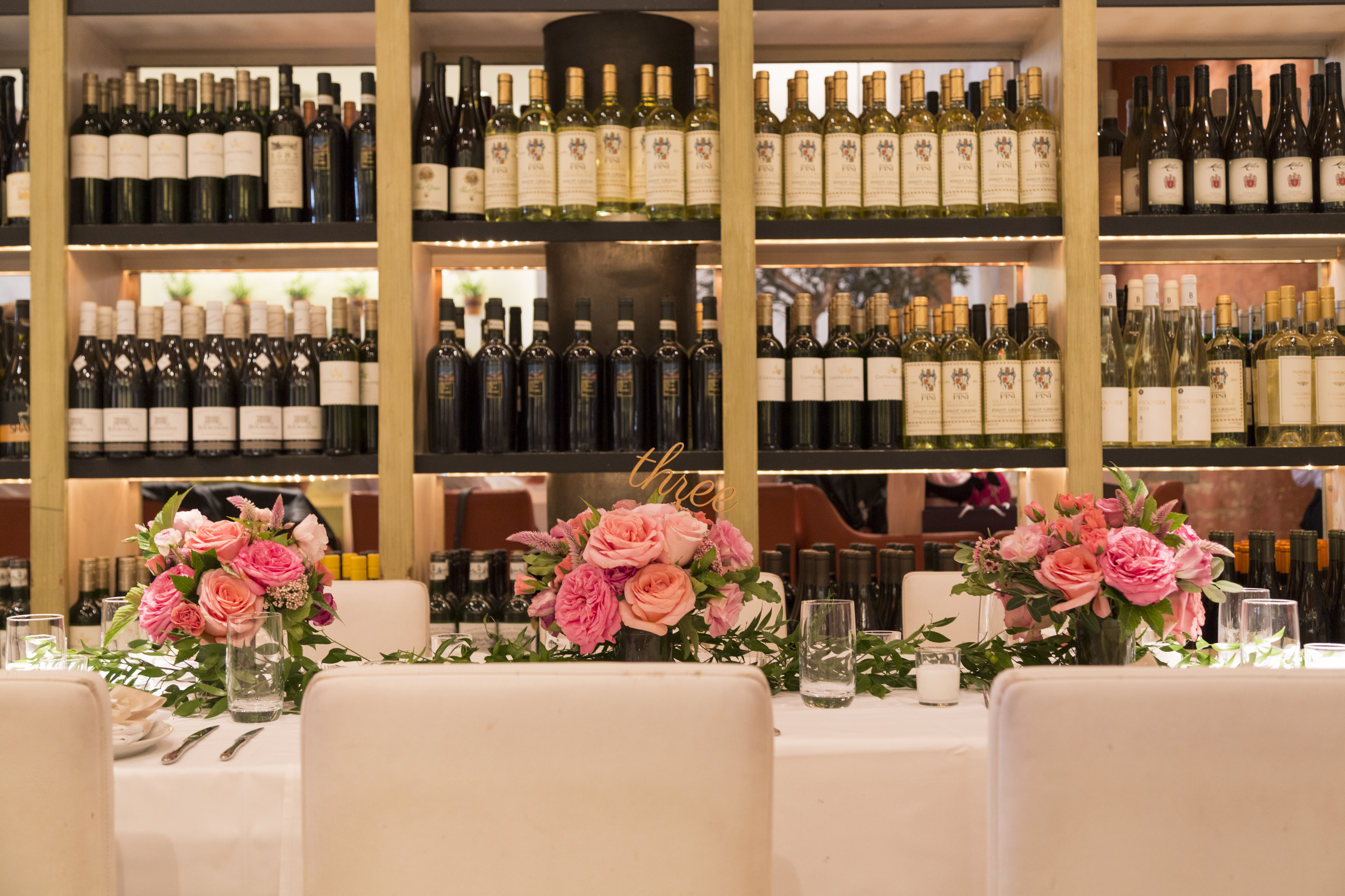 Photo #9 Wine Room at Meatpacking District Restaurant