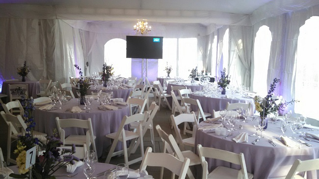 Photo #4 Full Venue at Woodend Weddings & Other Occasions