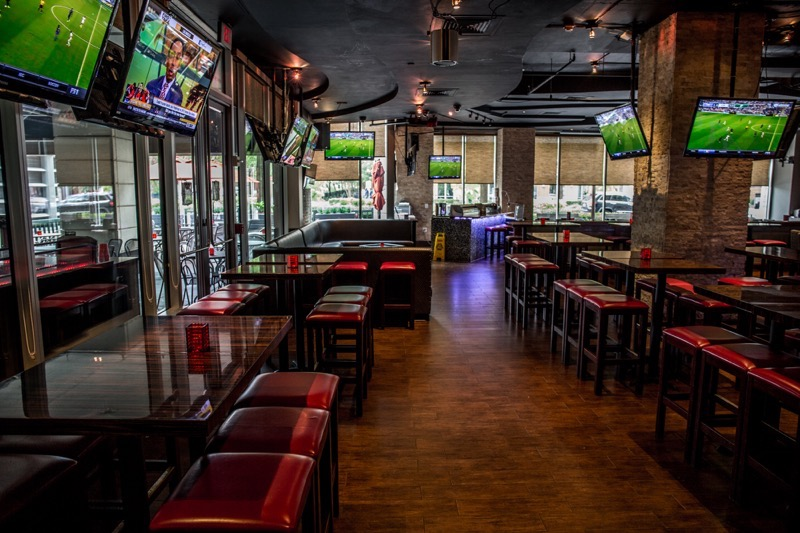 Photo #7 Large Dining Room at A-Town Bar & Grill
