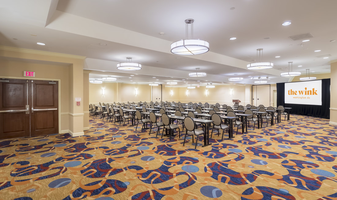 New Hampshire event space at The Wink in Washington DC, Maryland, Virginia, DC Area