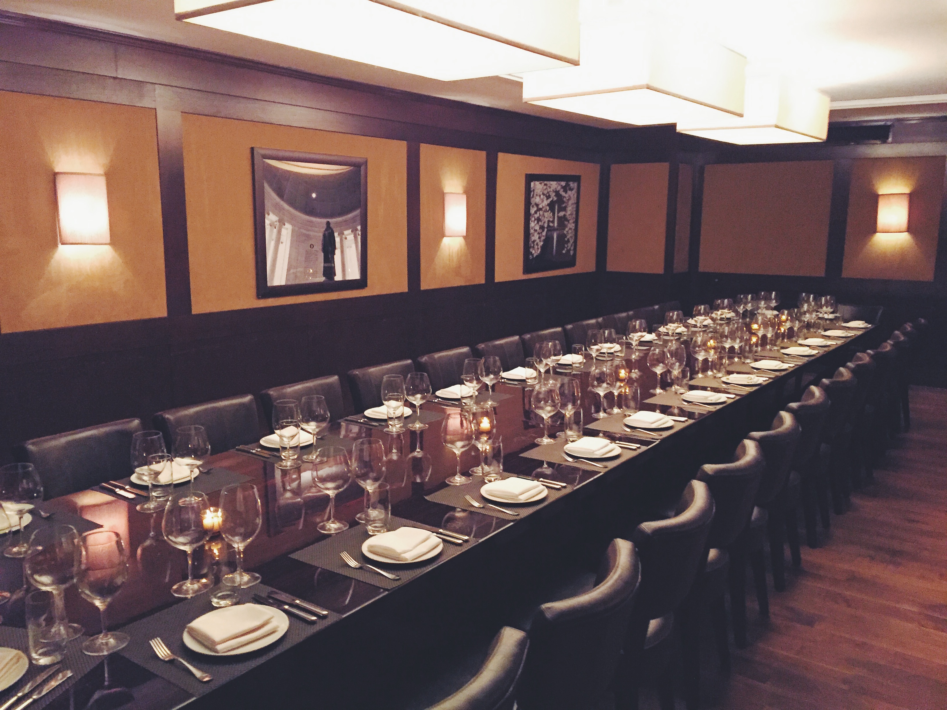 Photo #2 Private Dining Room at BLT Steak - Washington DC