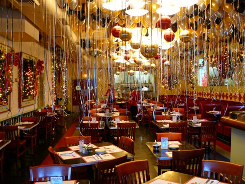 Photo #3 Main Dining Room at Club Lucky Chicago