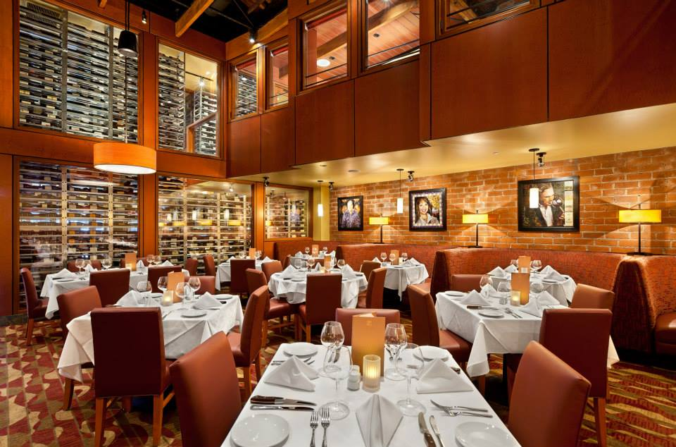 Rush Room event space at Fleming's Steakhouse - Chicago in Chicago, Chicagoland Area