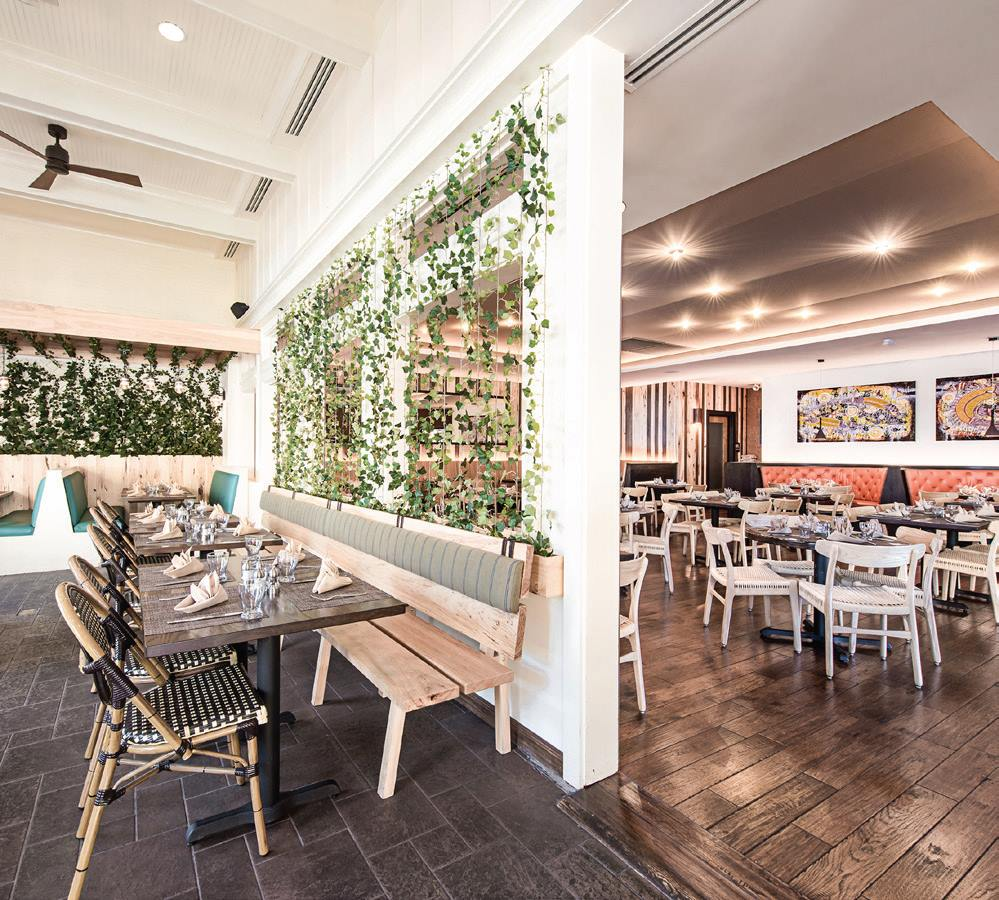 OZ Restaurant and Bar event space in Washington DC, Maryland, Virginia, DC Area
