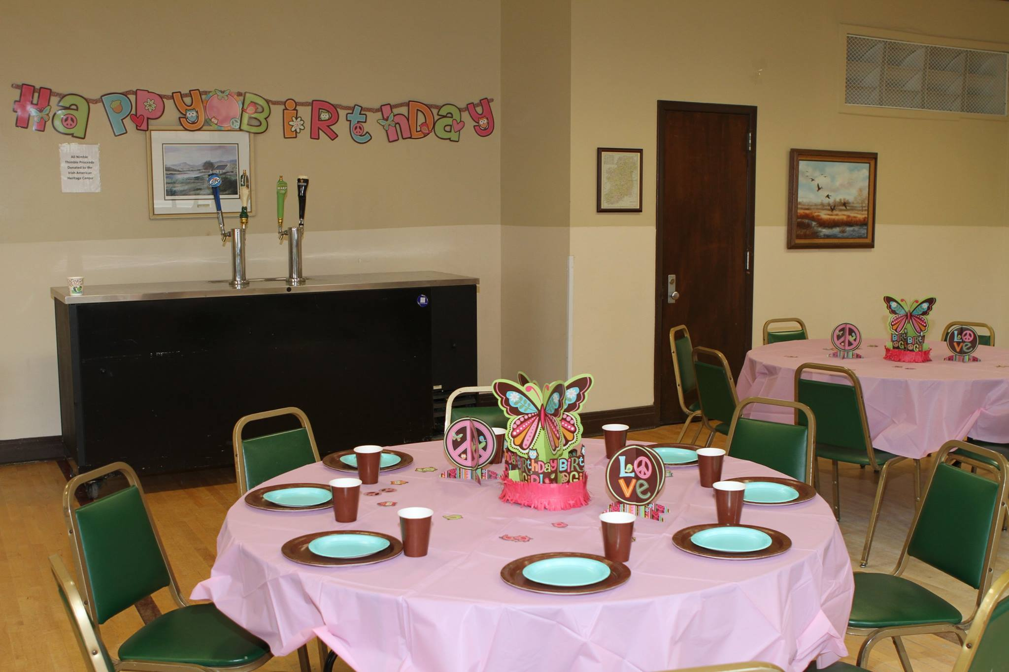 Photo #24 Ceili Room (Room 111) at Irish American Heritage Center