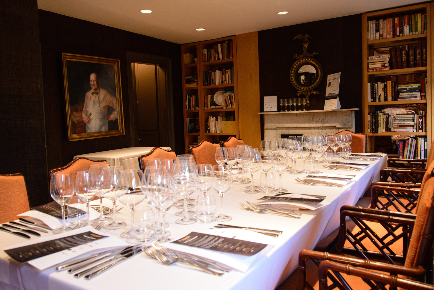 Photo #3 Peter Kump Boardroom at The James Beard House