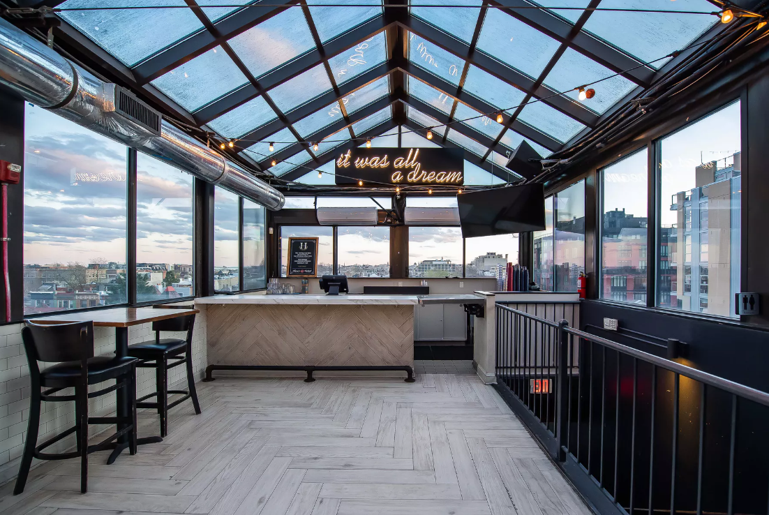Hawthorne DC event space in Washington DC, Maryland, Virginia, DC Area