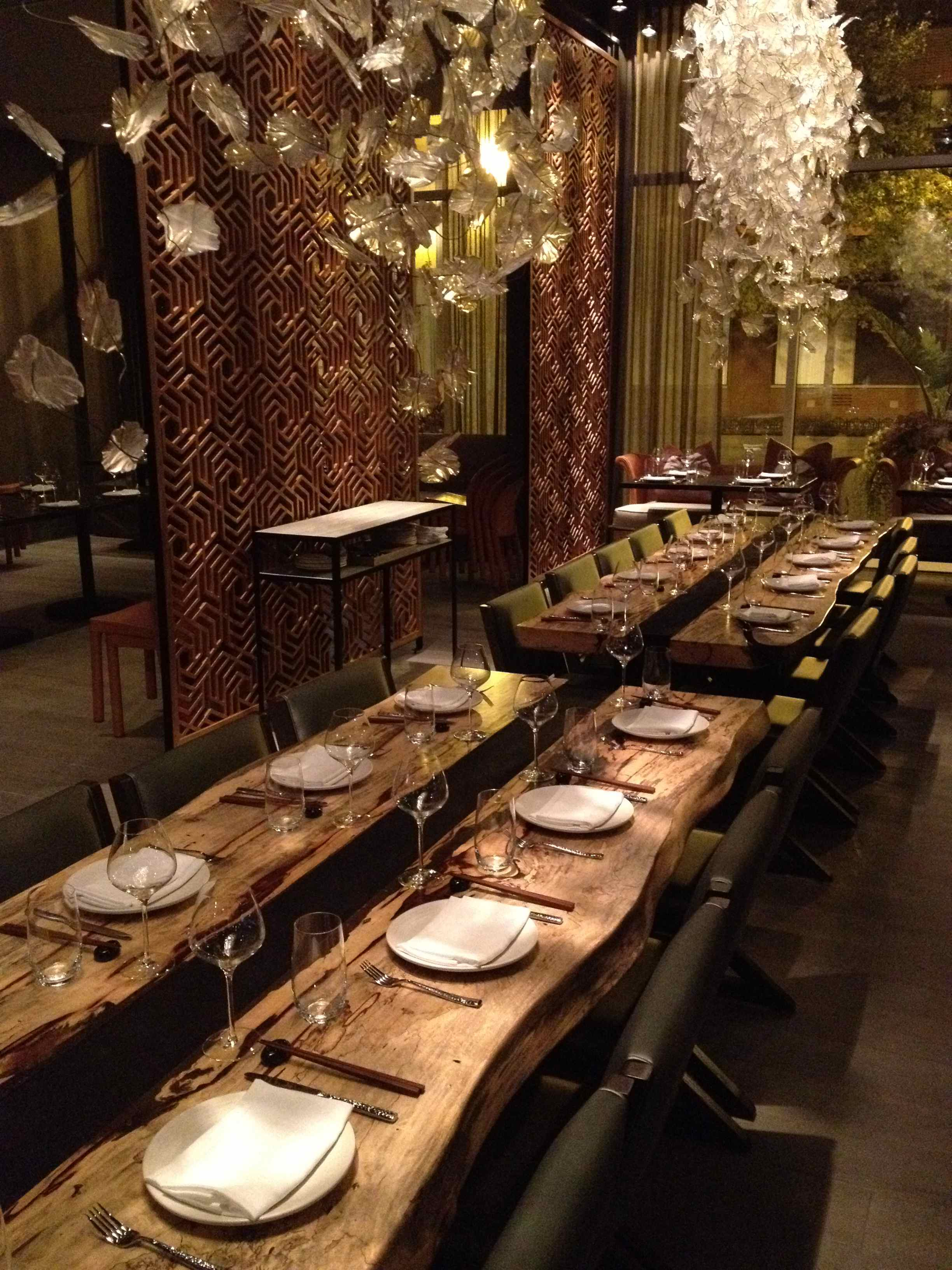 Photo #8 Special Event Kings Table at Embeya