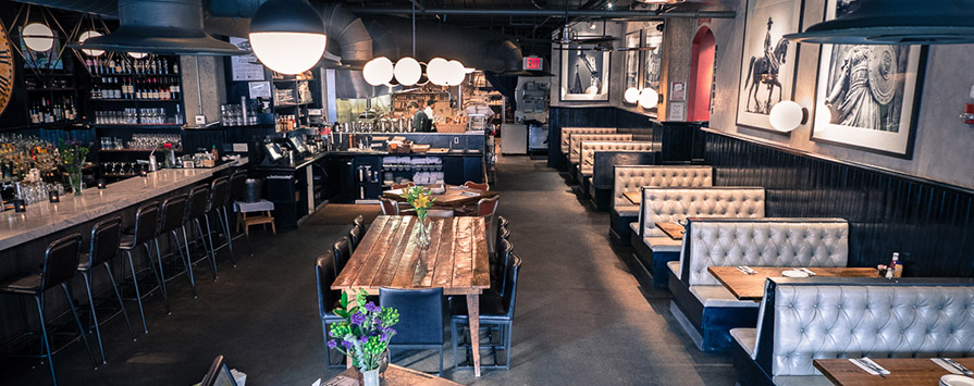Logan Tavern event space in Washington DC, Maryland, Virginia, DC Area