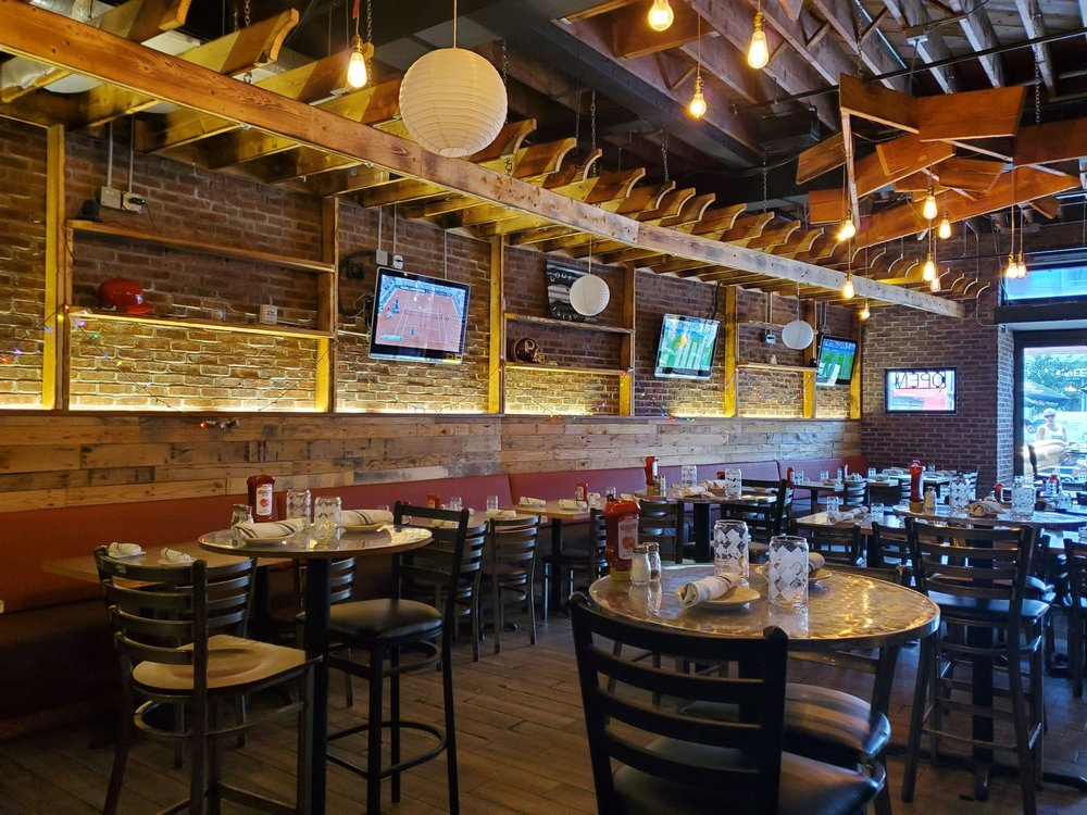 Tenley Bar & Grill event space in Washington DC, Maryland, Virginia, DC Area