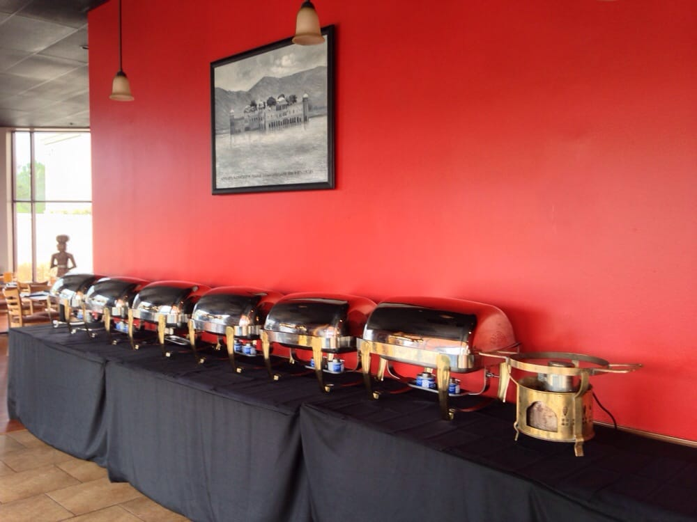 Photo #3 Main Space at Rajput Indian Cuisine