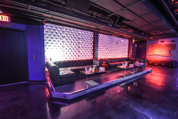 Photo #2 Main Space at L8 Lounge
